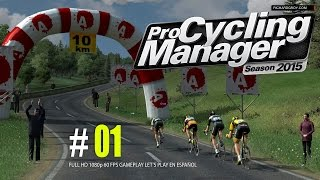 ESTRENO:  PRO CYCLING MANAGER - ANÁLISIS  - Español ★Gameplay