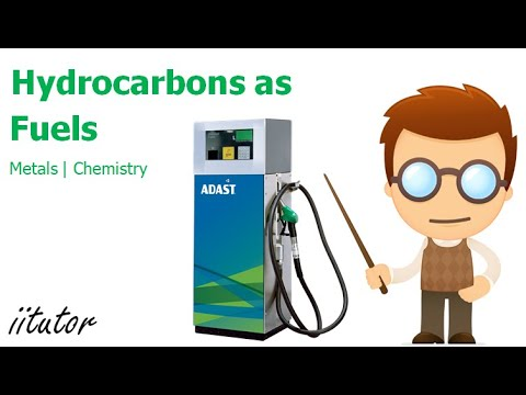 √√ Hydrocarbons as Fuels | Energy | Chemistry