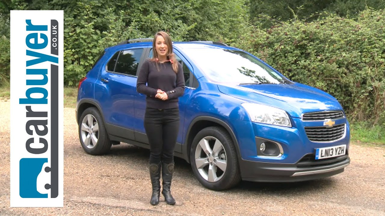 Chevrolet Trax Suv Review Carbuyer Youtube