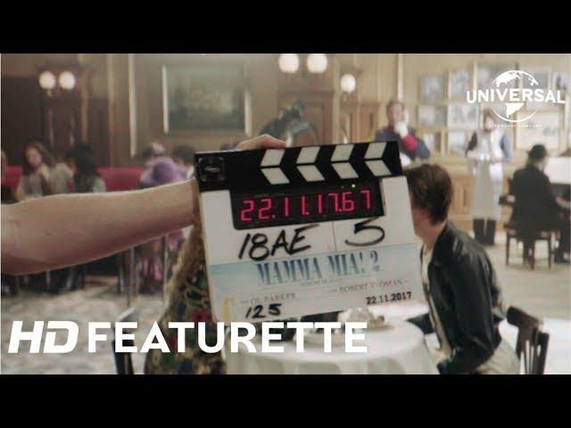 "Mamma Mia : Here We Go Again / Featurette ""Waterloo"" [Au cinéma le 25 juillet]"