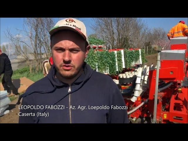 TESTIMONIAL CHECCHI & MAGLI - Leopoldo Fabozzi - Az. Agr. L. Fabozzi (ITALY)