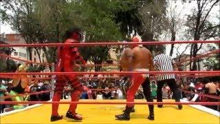 Lucha Libre APERTURA NUEVO LOCAL,  TORTAS SÚPER ASTRO.