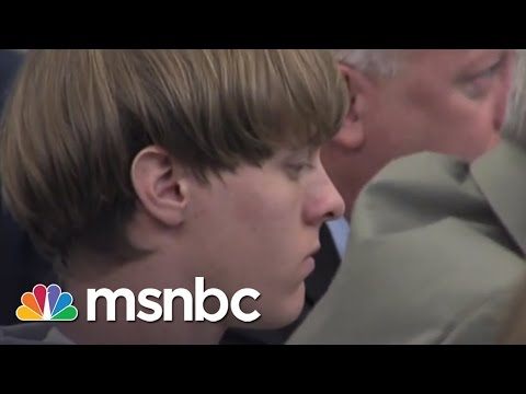 Dylann Roof Appears In Court, Not Allowed To Enter Guilty Plea | msnbc