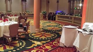 www.charliedjandlighting.com -- Corporate Event @ Millennium Biltmore Hotel Los Angeles, California.