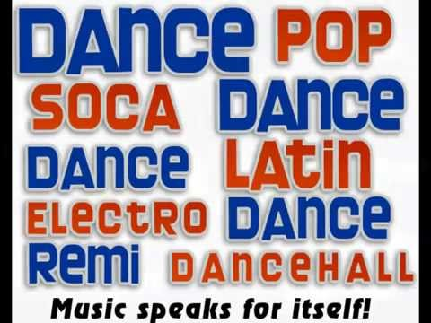 2014 Dance-Reggae-Latin- Soca Mix