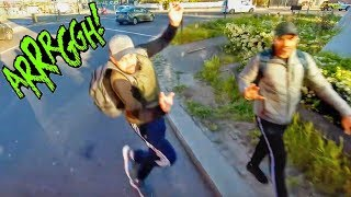 STUPID, CRAZY & ANGRY PEOPLE VS BIKERS [Ep.#789] - ROAD RAGE!