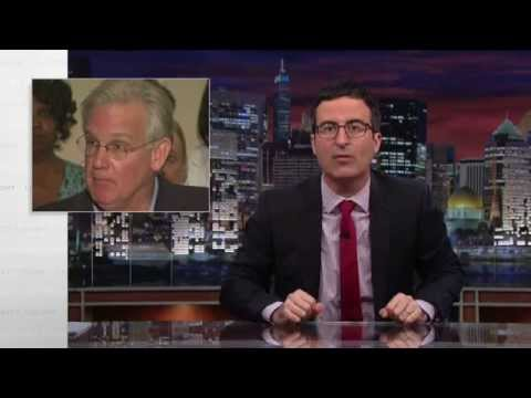 Thumbnail: Ferguson, MO and Police Militarization: Last Week Tonight with John Oliver (HBO)