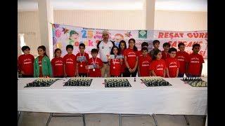 Osmaniye Belediyesi 25. Zorkun Yaylası Çocuk Şenliği Satranç Turnuvası