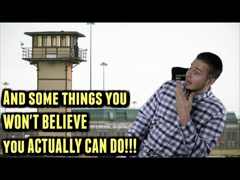 Top 10 Things You CAN'T DO After Prison