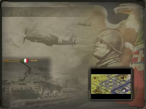 D-day Mod: Pre-war (1930-1940) Italy vs AI