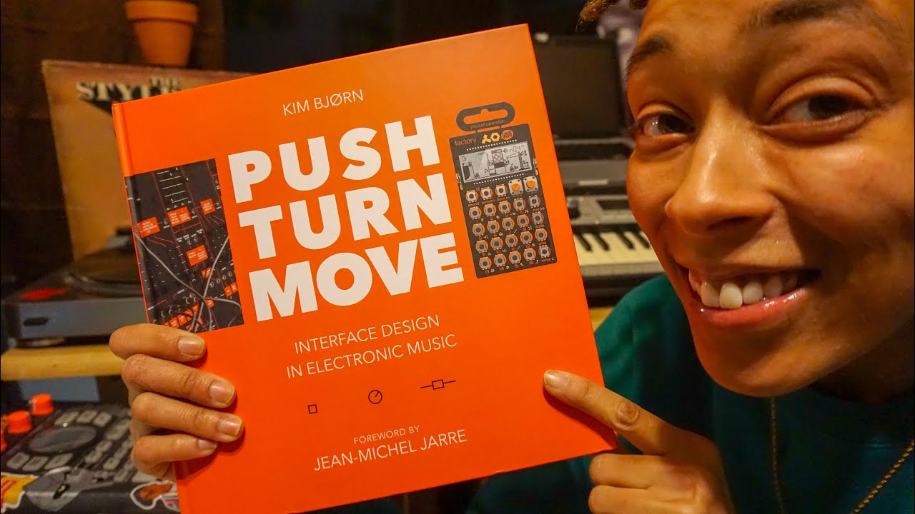 Electronic Instruments Books : Push turn move review a book about electronic