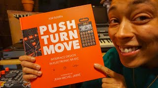 Push Turn Move Review || A book about Electronic Instruments