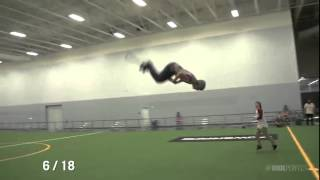 Pogo Stick World Record Attempt Fail