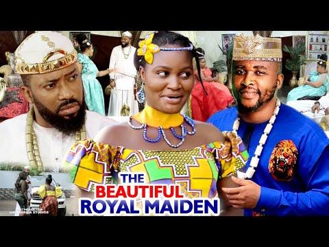 Download THE BEAUTIFUL ROYAL MAIDEN COMPLETE SEASON -Fredrick Leonard/Onny Micheal 2020 Latest Nigerian Movie