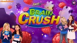 Sam & Cat: Brain Crush (High-Score Gameplay, Playthrough)
