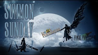 Summon Sunday Kingslaying - Final Fantasy VII (Finale)