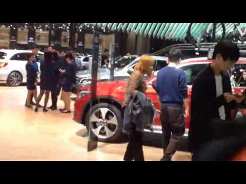 2017 Shanghai motor show - Mercedes-Benz stand