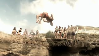 Mallorca Cliff Diving 2014 (We can make the world stop)
