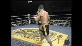 Kyokushin vs Muay Thai.