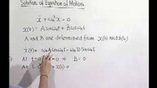 Module 8 - Lecture 2 - Dynamics of Machines