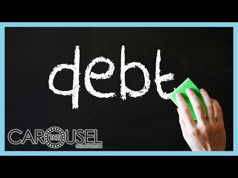 Money Matters: How To Get Out Of Debt Now! - The Carousel
