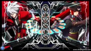 BlazBlue Chronophantasma Extend - Modo Arcade íntegro con Ragna
