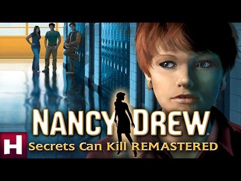 Nancy Drew: Secrets Can Kill REMASTERED compared to original | Nancy Drew Games | HeR Interactive
