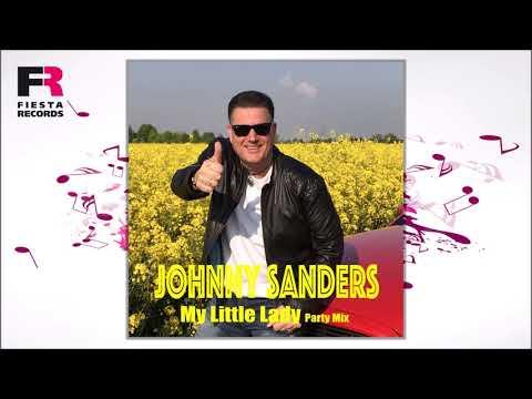 Johnny Sanders - My Little Lady (Party Mix) (Hörprobe)