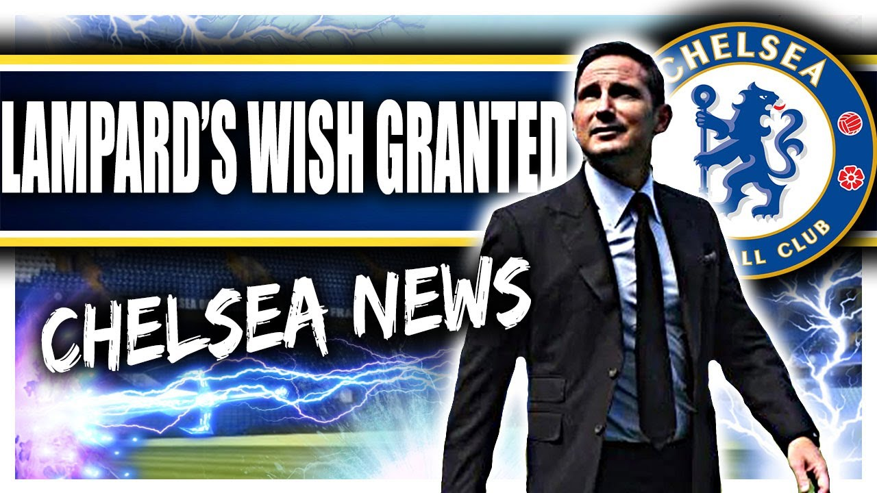 Chelsea News: Lampard Gets Contracts Wish! Jorginho's Agent Talks Of Exit? Manchester City Prev