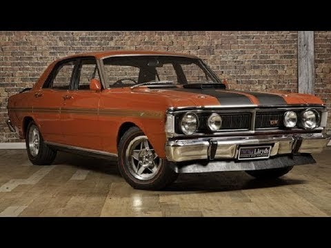 Ford Falcon Xy Gtho Phase Iii Sells For   Million Lloyds Auction Bathurst