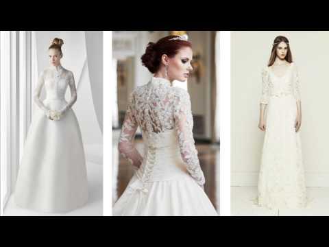Useful Info On Choosing Winter Wedding Dress