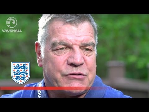 FATV Exclusive: Sam Allardyce's inaugural interview as England manager (Part 1) | FATV News