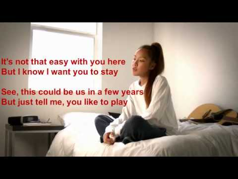 helplessly-tatiana-manaois---lyrics-video