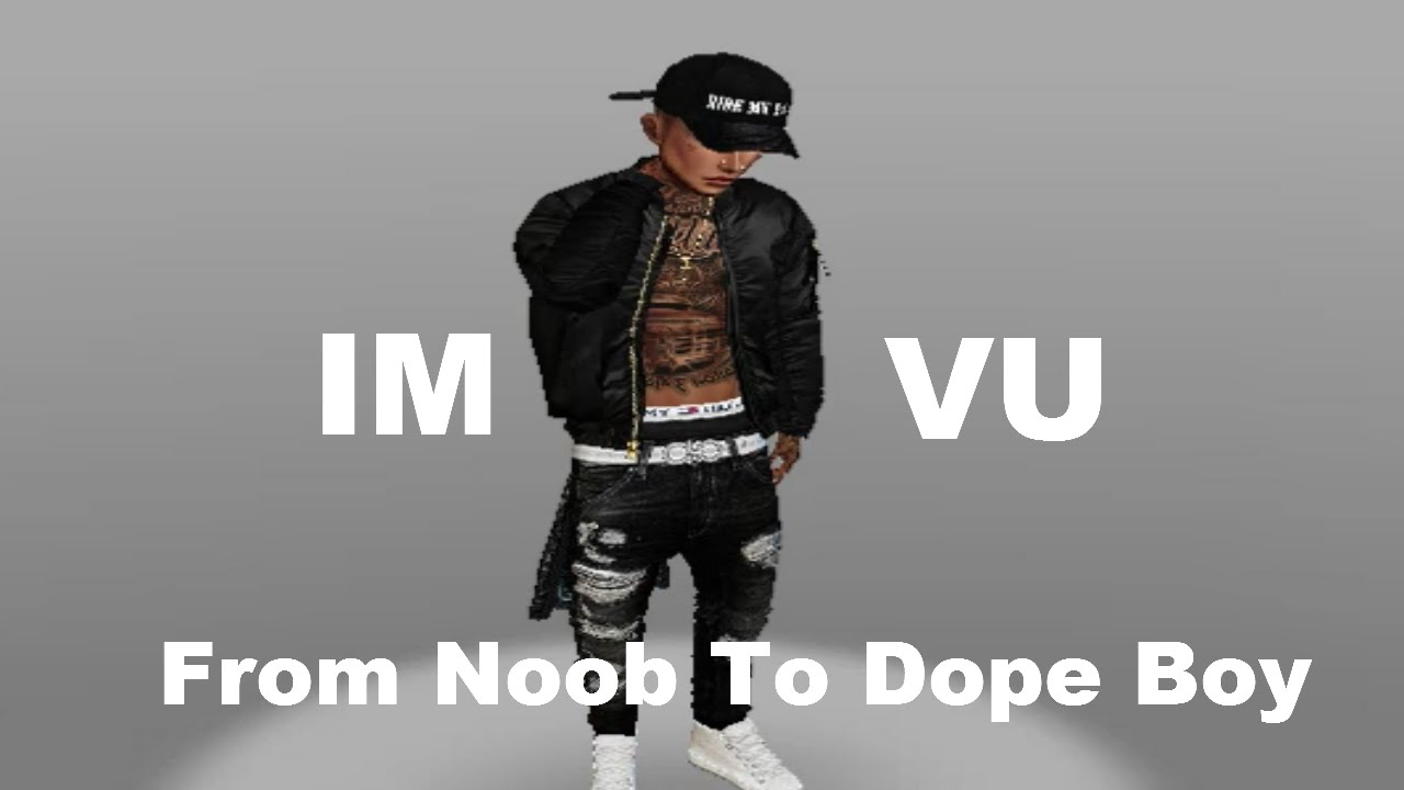IMVU 2016: Noob to Dope boy