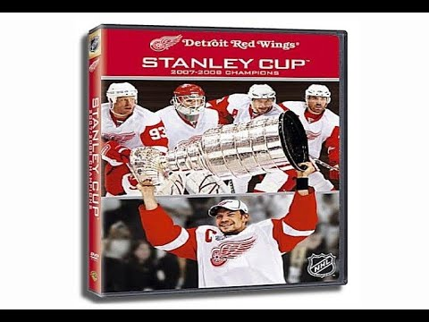 Return to Glory DVD: Detroit Red Wings - 2007-2008 NHL Championship Season [HD]