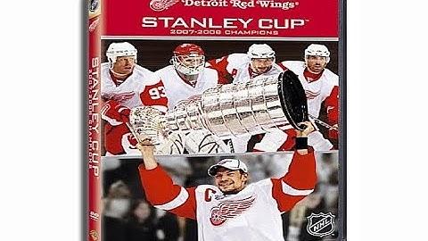 Return to Glory DVD: Detroit Red Wings - 2007-2008 NHL Championship Season [HD]