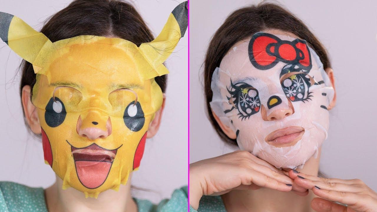 Komik Ve Eğlenceli Maskeler Denedim Youtube