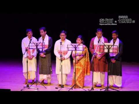 অ' মোৰ আপোনাৰ দেশ - O mur apunar desh (state anthem of Assam) performed in Taiwan