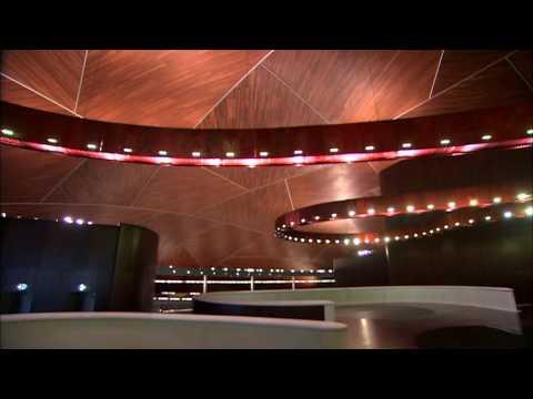 National Grand Theatre, Beijing - lighting by iGuzzini