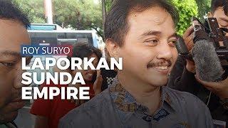 Roy Suryo Laporkan Rangga Sasana dan Sunda Empire Karena Palsukan Artikel PBB dan NATO di Wikipedia