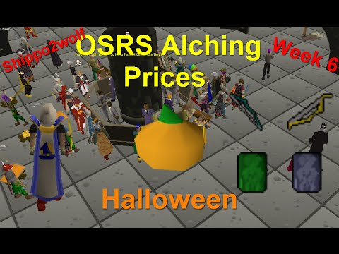 how to make money alching osrs
