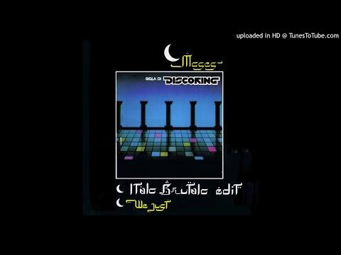 Moses - We Just (Italo Brutalo Edit)