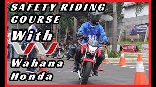 Download Video Safety Riding Course Wahana Honda Bersama IWB, Revdy, FUN!! (2018) MP3 3GP MP4