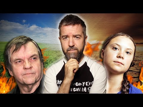 Meat Loaf DARES To Challenge Greta Thunberg And The Man Made Climate Change HOAX!!!