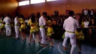 Conjunto Folclórico del Liceo Rodulfo Amando Philippi Paillaco