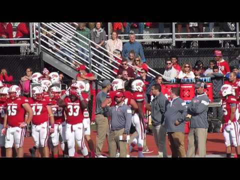 St Francis, PA Red Flash vs Sacred Heart Pioneers - Football Video Highlights - October 25, 2014