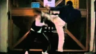 Mr.X (1995) - Joe Lewis vs Gangster