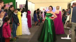 """Салон свадебной и вечерней моды """"Royal Bridal"""" - показ вечерних платьев"""