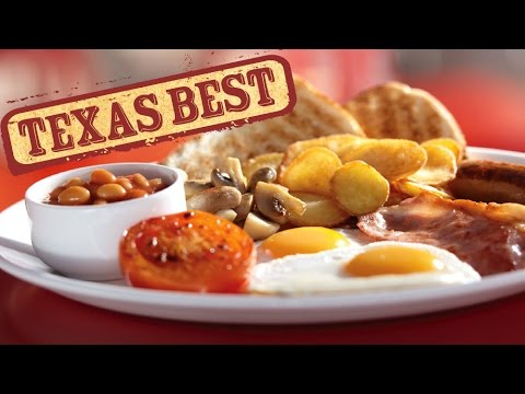 Texas Best - Breakfast (Texas Country Reporter)