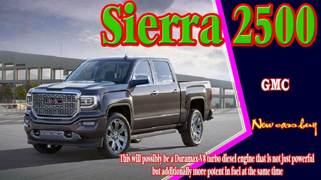 2020 gmc sierra 2500 | 2020 gmc sierra 2500 diesel | 2020 ...